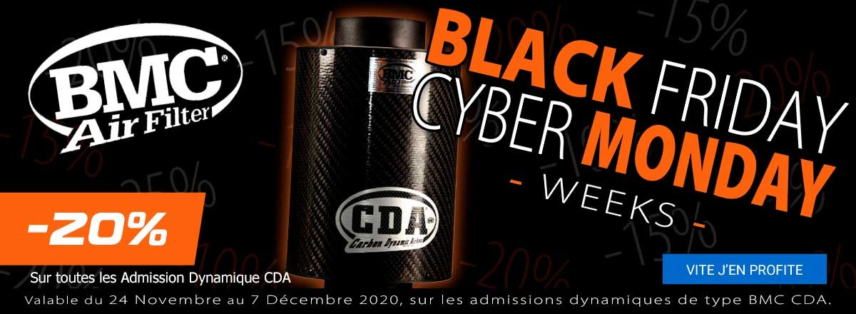 Black & Cyber Week 2020 BMC CDA